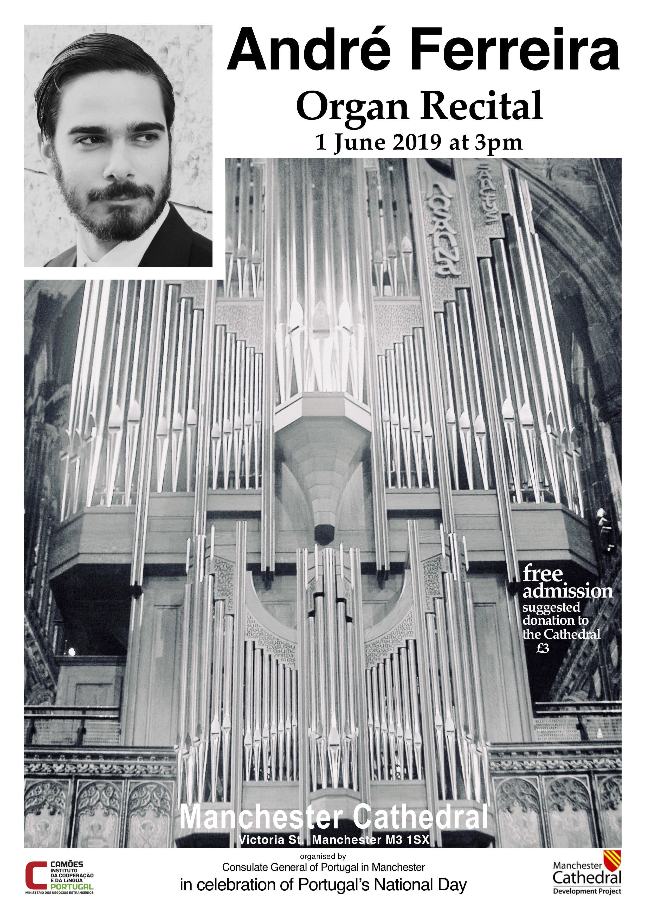 organ recital 1 june 2019