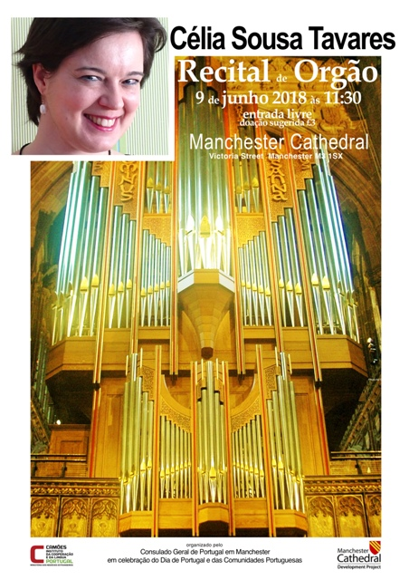 organ recital 9 jun 2018 por