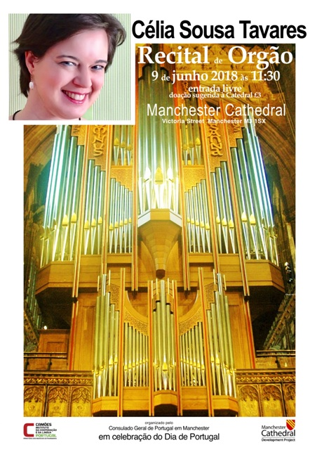 organ recital 9 jun 2018 por 2
